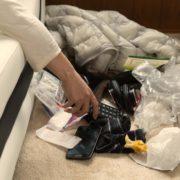 汚い部屋の片付け方