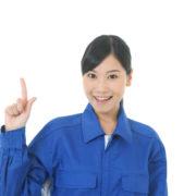 実家の整理業者の選び方を伝える女性