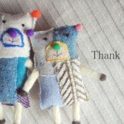 人形を寄付する