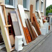 家具類のゴミの出し方