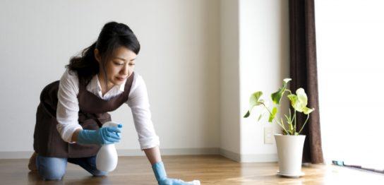 家の大掃除は準備と順番が大切
