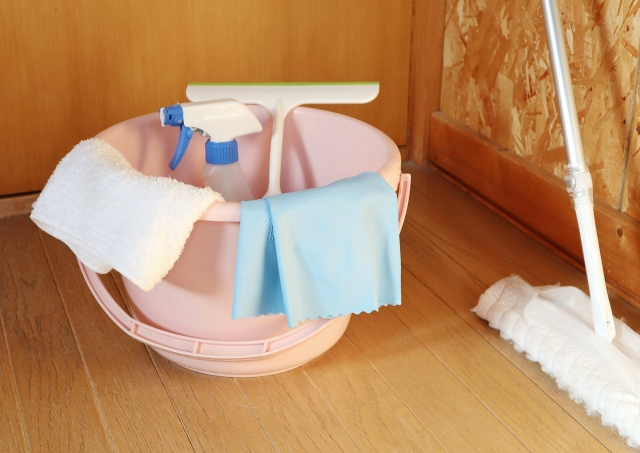 掃除をするための生前整理
