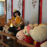 富士浅間神社での人形供養祭