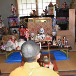人形供養祭の様子