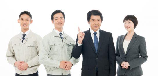 平川運送有限会社のスタッフ写真
