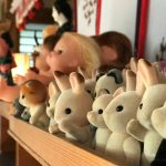 第25回の人形供養祭の様子