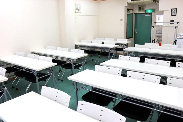新宿・新宿三丁目の40名以上入れる貸し会議室なら会議室倶楽部RoomB貸し会議室の画像8