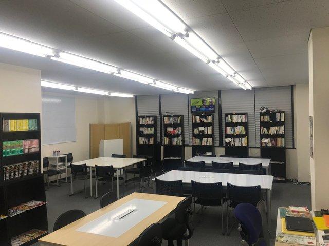 【京都・烏丸御池】ビジネス書400冊!打ち合わせや勉強会にの画像