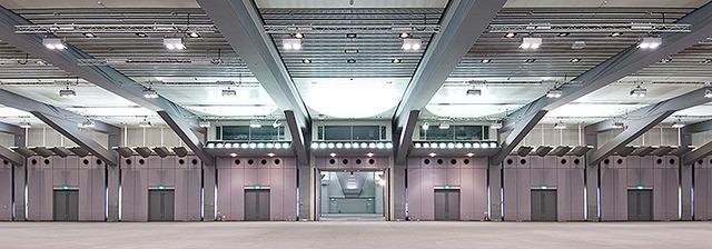 ホール atc 大阪南港のイベント・ショッピングモールATC