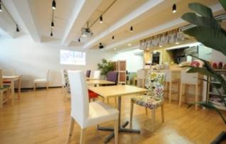 貸切カフェスペース