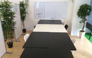 オープンスペース(会議スペースもあり)