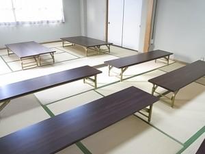 和室スペース
