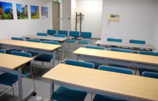 貸し会議室・セミナースペース(最大20名収容)
