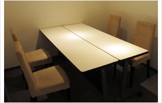 ミーティングルームA/控え室