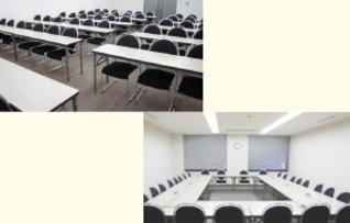 会議室5(スクール型:45名)