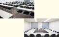 会議室6(スクール型:45名)