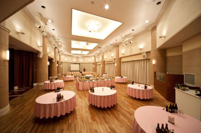 シーバンスホールイベント・多目的ホール(300名収容)の画像3