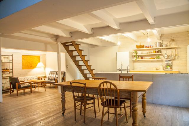STUDIO iiwi 恵比寿アイランドキッチン付レンタル撮影スタジオの画像1