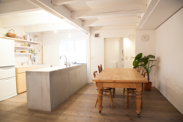 STUDIO iiwi 恵比寿アイランドキッチン付レンタル撮影スタジオの画像5