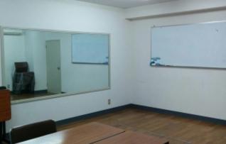 キッチン付会議室