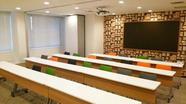 レンタルスペースBR貸し会議室(30名収容)の画像1
