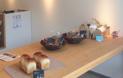 パン屋内の多目的レンタルスペース