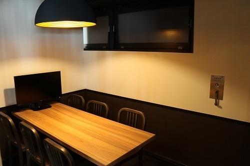 【会議室3室】新橋・銀座・コワーキングBasis Point【新橋駅から徒歩1分】貸会議室A 6名・BasisPointの画像3