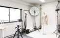 ミニ撮影スタジオ(ECのモデルや物撮り撮影などに最適)