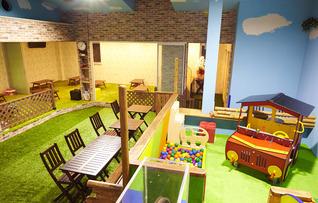 キッズカフェスペース