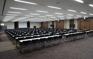 大人数収容可能貸し会議室(~400名)