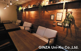 GINZA Room(~16名)