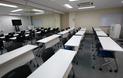 鏡張りで研修などに最適な貸し会議室!GINZA_Uni-Ku・ビジネストレーニングルーム
