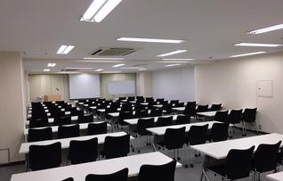 大会議室(~120名)