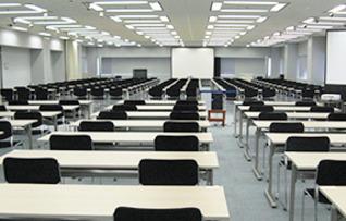 A会議室(~300名)