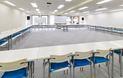 貸し会議室に求められる、アクセスの良さ、設備、使いやすさを満たしているのがスタンダード会議室_五反田ソニー通り店6階C会議室です