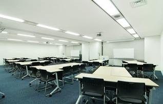 貸し会議室S202+S203(~102名)