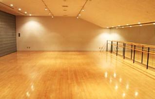 【ダンススタジオ】リフレッシュルーム