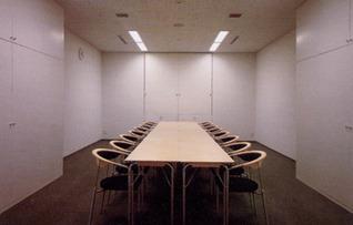 貸し会議室中