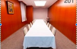 貸し会議室201