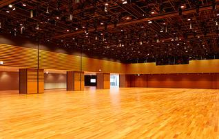 イベントホール(~1200名)
