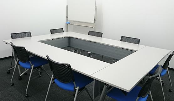 貸会議室1602(~8名)