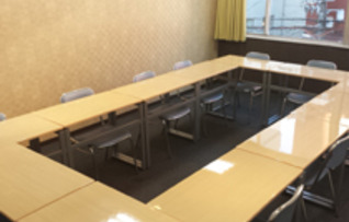 3階貸し会議室(最大12名収容)