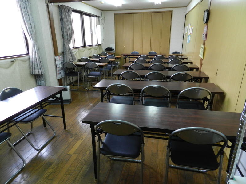 教室セミナースペース(最大30名収容)
