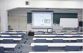 2階教室スペース(100名収容)
