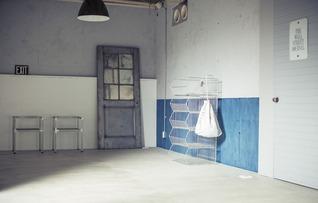 B1階ー撮影スタジオ/ギャラリー