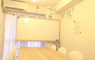 Natural Wood 会議室