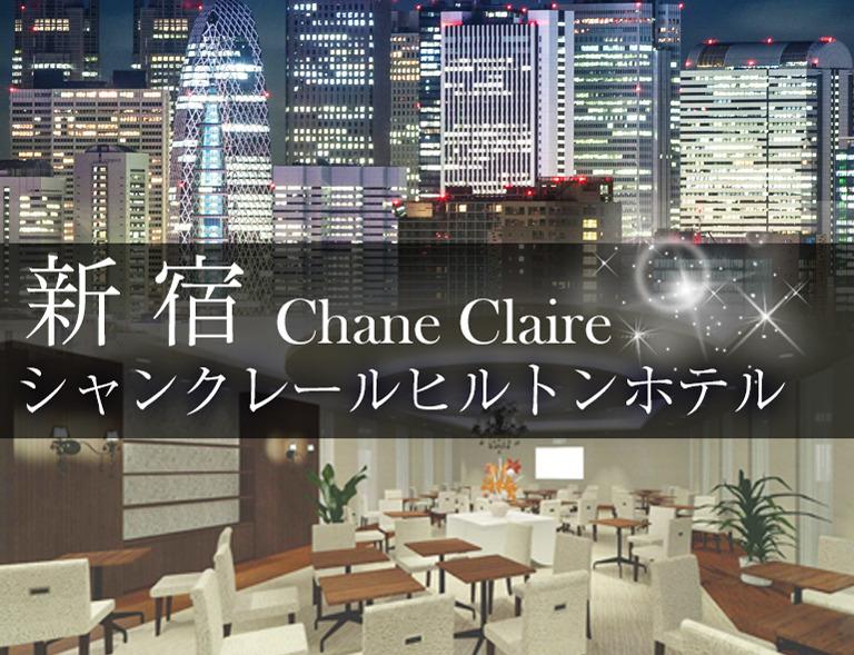 人気TVドラマに使用された一流ホテルラウンジ…低料金で完全貸切 新宿VIPスペースシャンクレールの画像