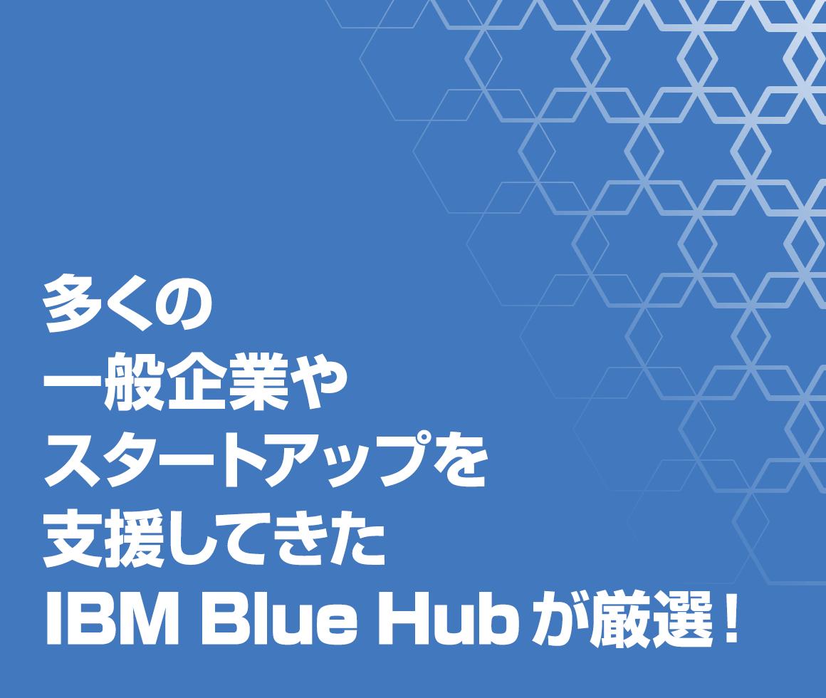 IBM BlueHub推薦!おすすめ企業特集!