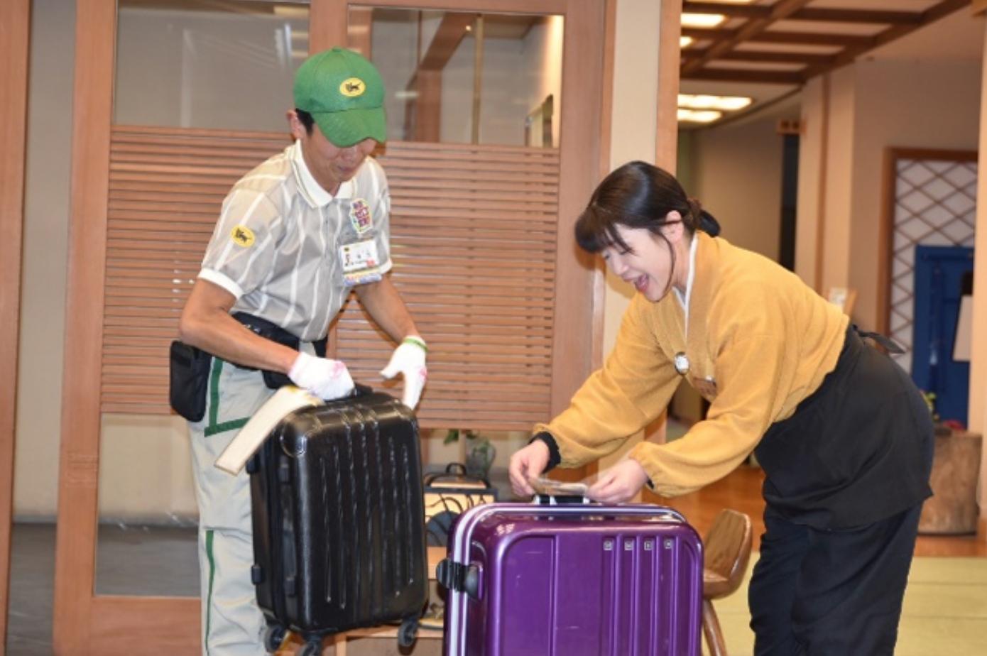 渋川市やヤマト運輸等が連携、群馬県初の「手ぶら観光サービス」の実証実験をスタート