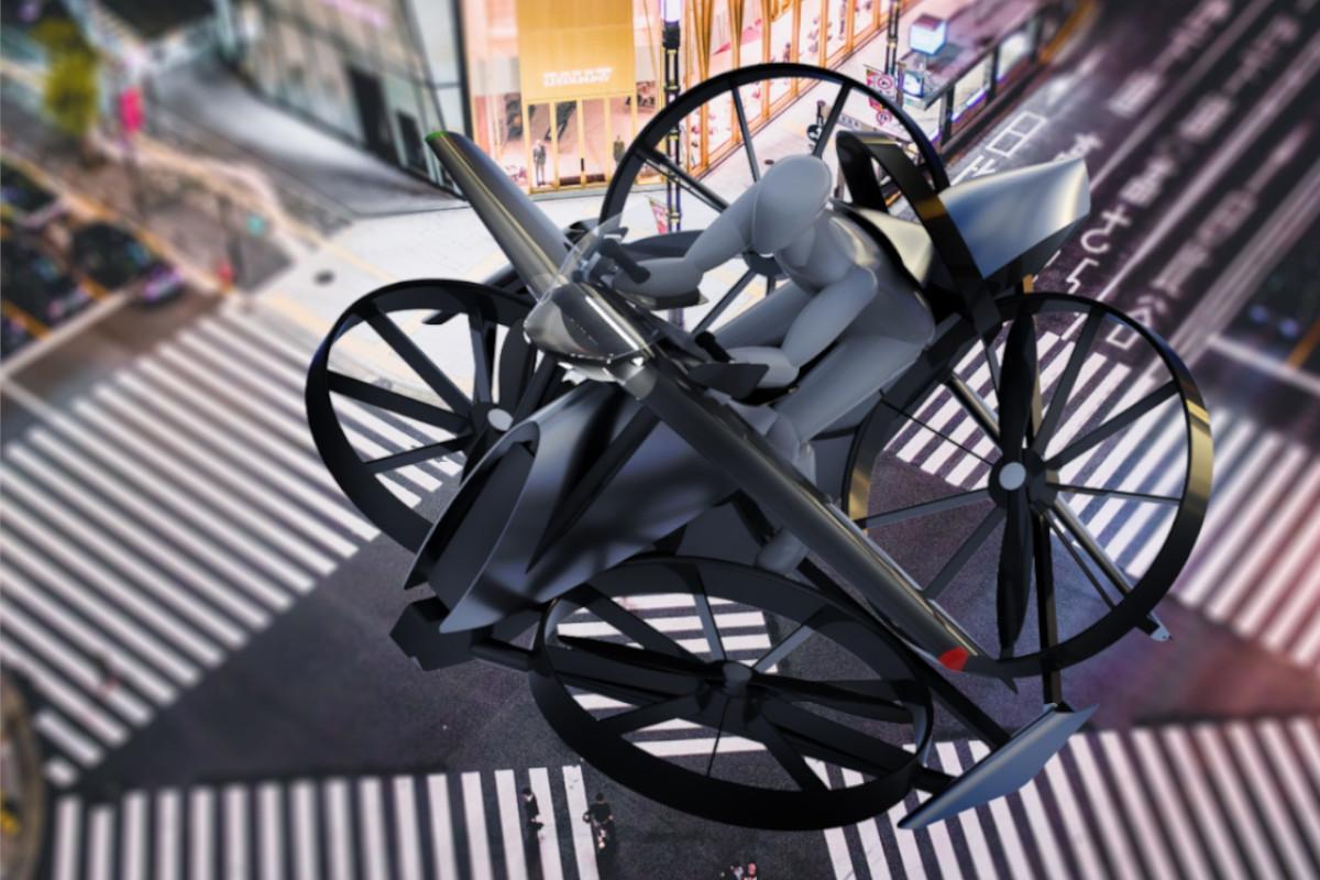 空飛ぶ車を開発するテトラ・アビエーションがDrone Fundなどから資金調達、1/1サイズの試作機製作に着手